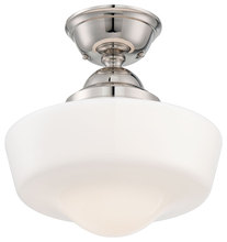 Minka-Lavery 2257-613 - 1 Light Semi Flush Mount