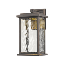 Artcraft AC9070OB - Sussex LED AC9070OB Oil Rubbed Bronze Outdoor Light
