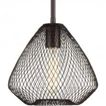 Progress P5337-20 - 1-Lt. Mesh Mini-Pendant