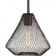 Progress P5338-20 - 1-Lt. Mesh Mini-Pendant