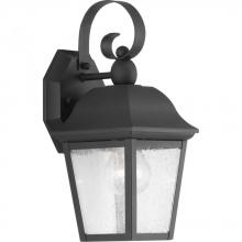 Progress P560010-031 - 1-Lt. Black Small Wall-Lantern