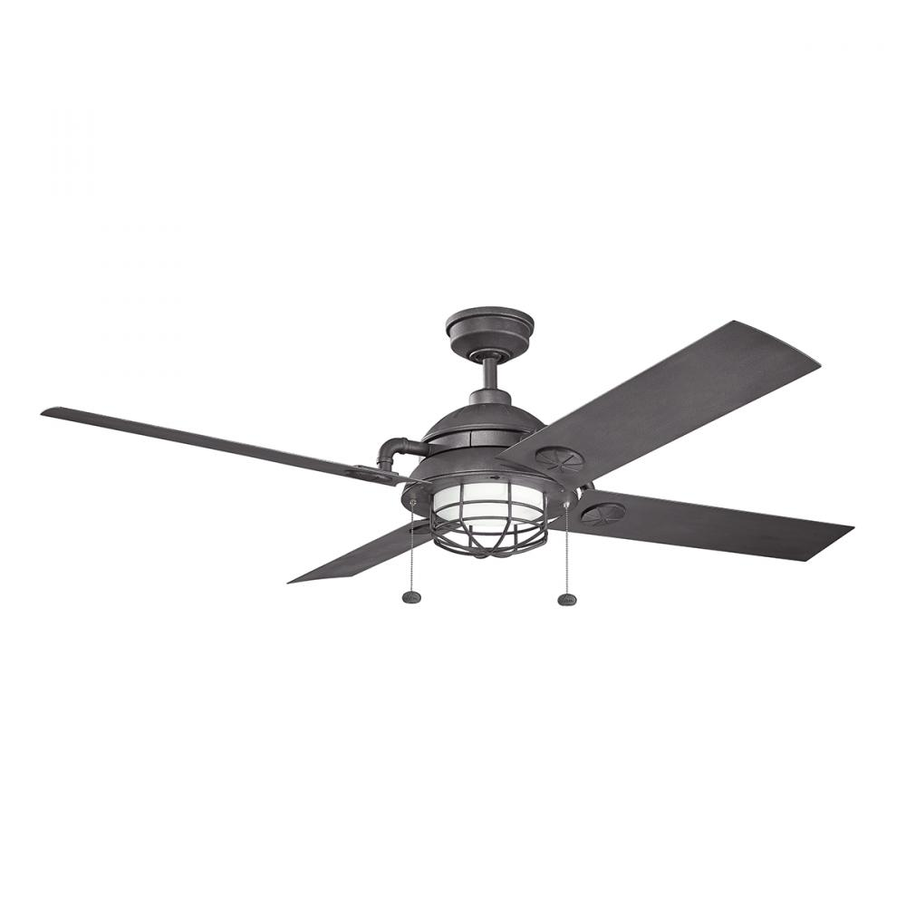 65 Inch Maor Led Patio Fan