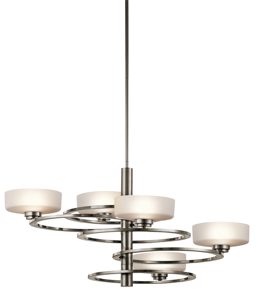 Chandelier 5Lt Halogen