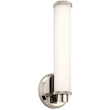 Kichler 45686PNLED - Wall Sconce 15In Led