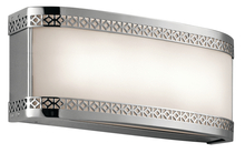 Kichler 45851CHLED - Linear Bath 12In Led