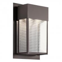 Kichler 49190AZLED - Outdoor Wall 2Lt Led