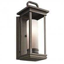 Kichler 49475RZFL - Outdoor Wall 1Lt Fluorescent