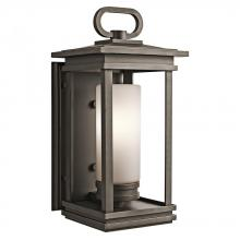 Kichler 49476RZFL - Outdoor Wall 1Lt Fluorescent