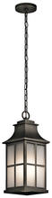 Kichler 49582OZ - Outdoor Pendant 1Lt
