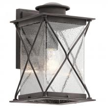Kichler 49744WZCL16 - Outdoor Wall 1Lt Led