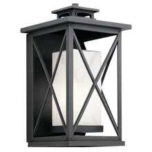 Kichler 49772DBK - Outdoor Wall 1Lt