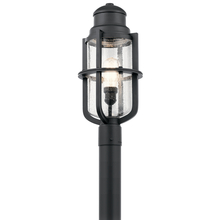 Kichler 49860BKT - Outdoor Post Mt 1Lt