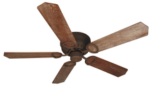 "Craftmade K10203 - Pro Universal Hugger 52"" Ceiling Fan Kit in Rustic Iron"
