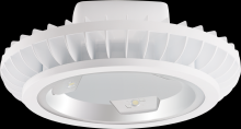 RAB Lighting BAYLED78W - HIGHBAY 78W COOL LED 3X26W WITH HOOK AND CORD WHITE