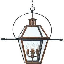 Quoizel RO1914AC - Rue De Royal Outdoor Lantern