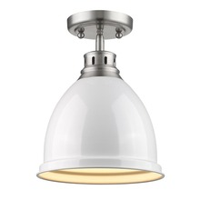 Golden 3602-FM PW-WH - Flush Mount