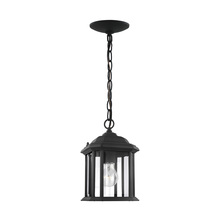 Sea Gull 60029-12 - One Light Outdoor Semi-Flush Convertible Pendant