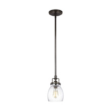 Sea Gull 6114501-782 - One Light Mini-Pendant