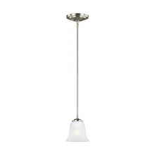 Sea Gull 6139001-962 - One Light Mini-Pendant