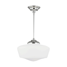 Sea Gull 65439-05 - Extra Large One Light Pendant
