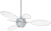 "Minka-Aire F596-PN/TL - Cirque� 54"" - Polished Nickel"
