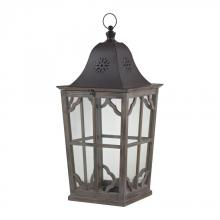 Sterling Industries 137-001 - High Green-Large Wooden Lantern
