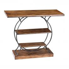 Sterling Industries 138-113 - Wood And Metal Console