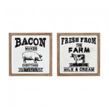 Sterling Industries 3129-1167/S2 - Almanac Wall Decor Iii