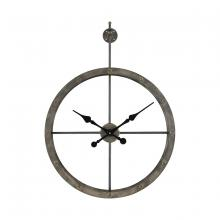Sterling Industries 3138-400 - Dpêche Wall Clock