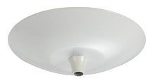 CAL Lighting CP-974-WH - 1 light Round Canopy for 120V, diameter is 5in