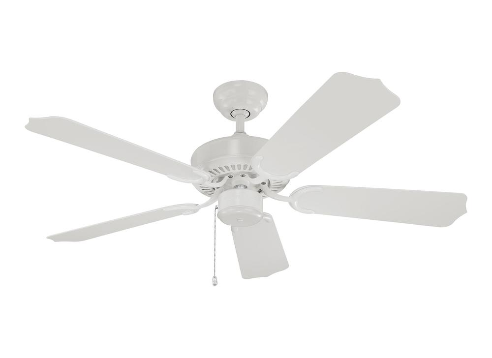 "42"" Weatherford II Outdoor Fan - White"