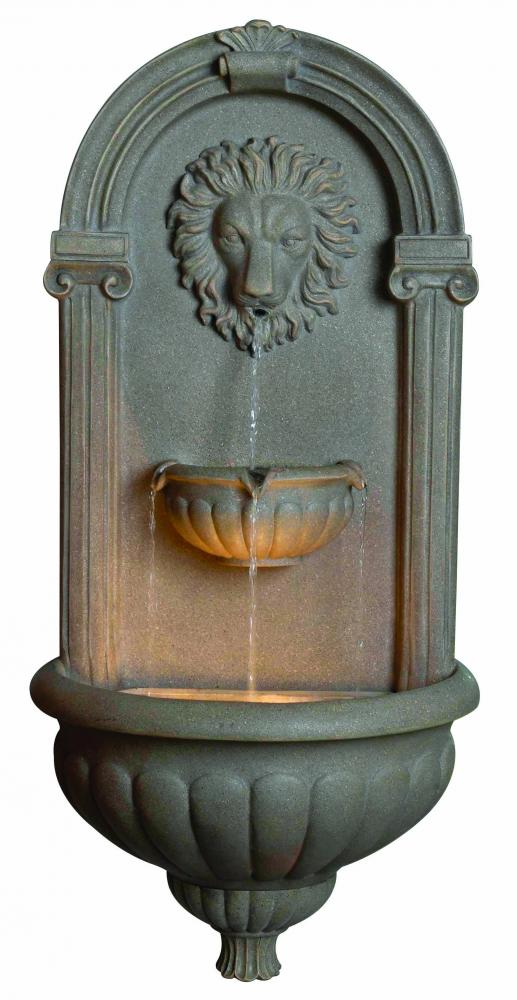 Regal Wall Fountain
