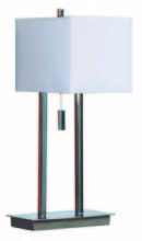 Kenroy Home 30815CH - Emilio Accent Lamp