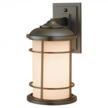 Feiss OL2201BB - 1- Light Wall Lantern