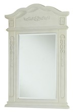 Elegant VM-1006 - Danville 24 in. Traditional Mirror in Antique White