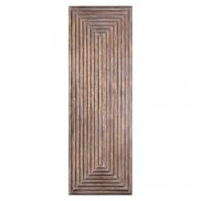 Uttermost 04060 - Uttermost Lokono Oxidized Gold Tiered Panel