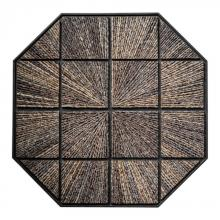 Uttermost 04103 - Uttermost Bursting Forth Octagonal Wall Art