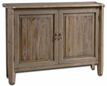Uttermost 24244 - Uttermost Altair Reclaimed Wood Console Cabinet