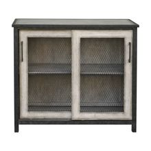 Uttermost 25997 - Uttermost Dylan Wire-Mesh Accent Cabinet