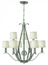 Hinkley 4188BN - CHANDELIER CLARA