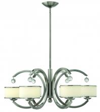 Hinkley 4856BN - CHANDELIER MONACO