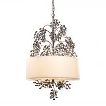 ELK Lighting 20059/4 - Winterberry 4 Light Chandelier In Antique Darkwo
