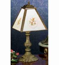 "Meyda Tiffany 27136 - 18""H Rose Bouquet Accent Lamp"